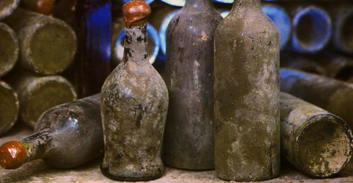 Ученые обнаружили в Греции древнейшее вино