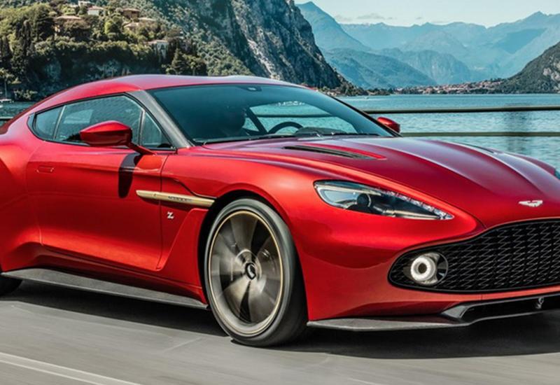 "Aston Martin и Zagato построили суперкар за полмиллиона фунтов <span class=""color_red"">- ФОТО</span>"