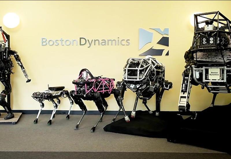 """В США создали чудо-робота, напоминающего собаку <span class=""""color_red"""">- ВИДЕО</span>"""