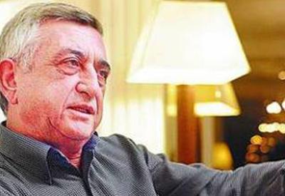 Саргсян приговорил Армению к катастрофе