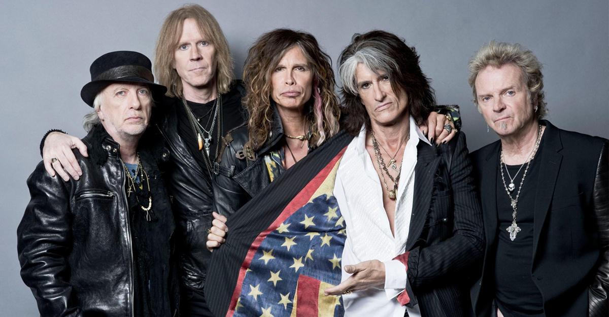 Группа Aerosmith разбила фанатам сердца