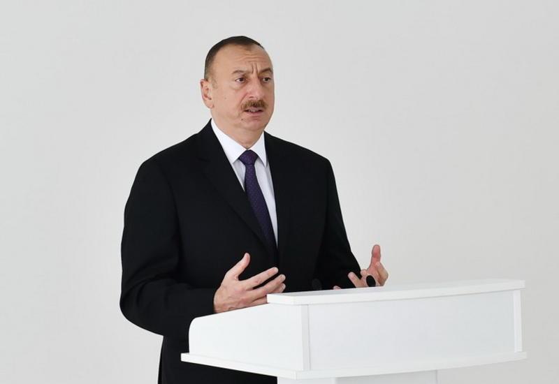 Президент Ильхам Алиев: Пусть армянская сторона внимательно прочитает Хельсинкский заключительный акт