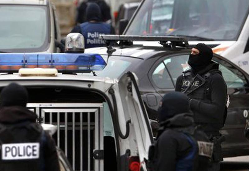Спецоперация в Бельгии, есть задержанные