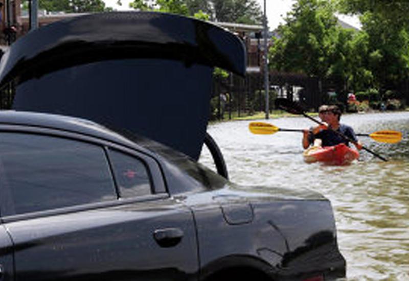 Выросло число погибших из-за наводнения в американском штате