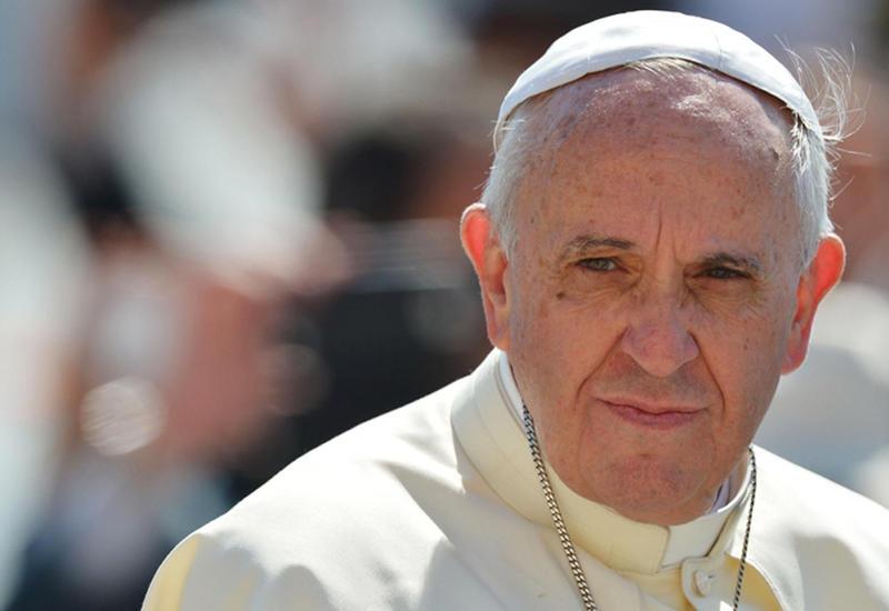Азербайджанские ветераны обратились к Папе Римскому
