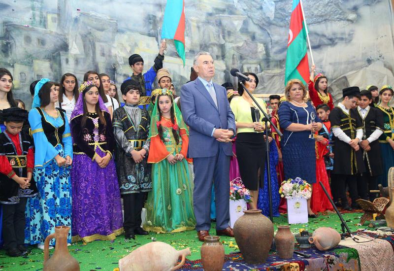 """Binəqədi rayonunda """"Qarabağ dastanı"""" layihəsinin yekun tədbiri keçirilib <span class=""""color_red"""">- FOTO</span>"""