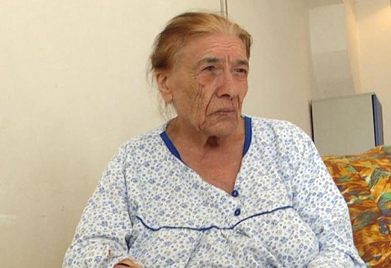 Sağlam ayağı kəsilən qadının digər ayağı da amputasiya edildi