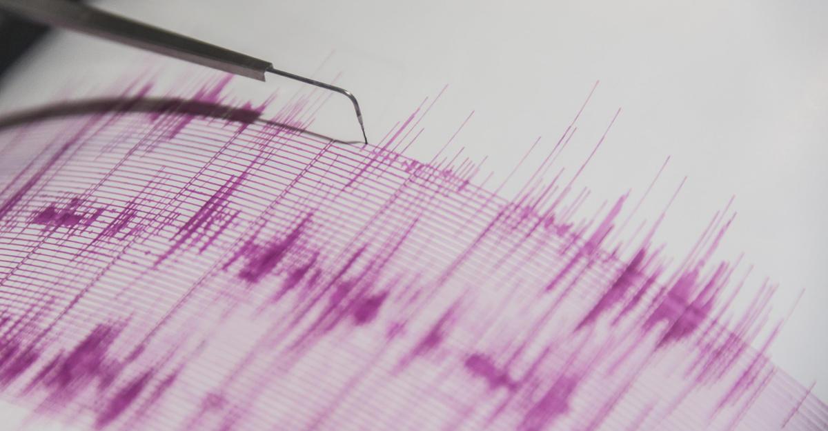 ВОклахоме случилось землетрясение