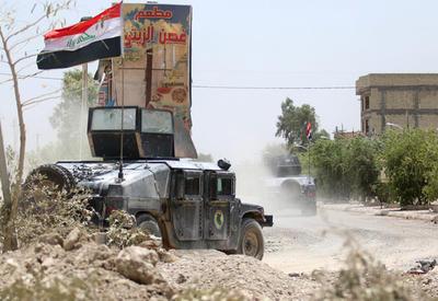 """Иракский город Эль-Фаллуджа полностью освободили от боевиков """"ИГ"""""""