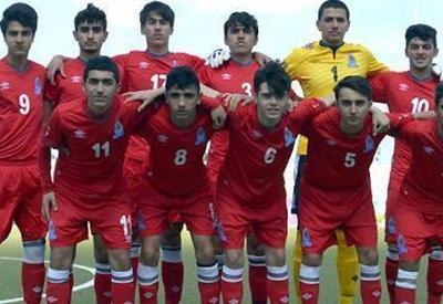Крупная победа сборной Азербайджана в России