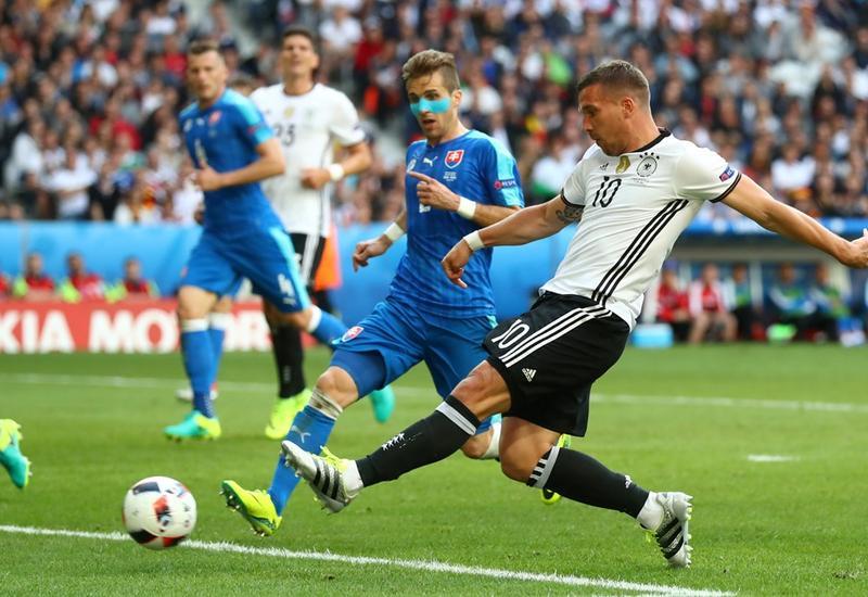 "Евро-2016: сборная Германии разгромила команду Словакии <span class=""color_red"">- ОБНОВЛЕНО - ФОТО </span>"