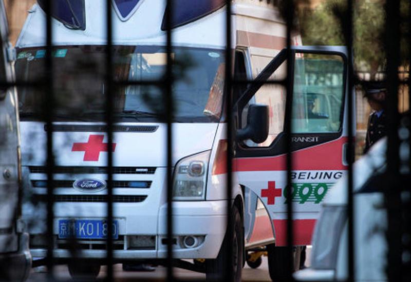 Жуткая авария в Китае:  погибли десятки человек