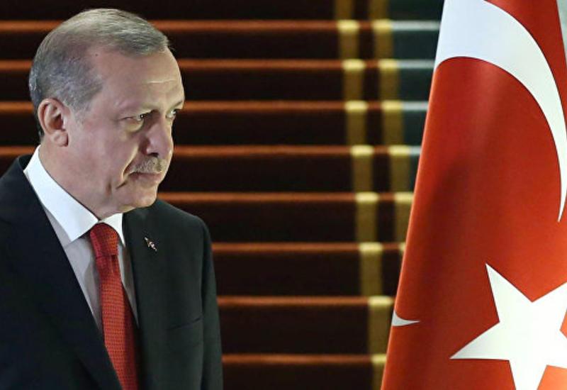 Эрдоган предложил убрать имя Трампа с небоскреба в Стамбуле