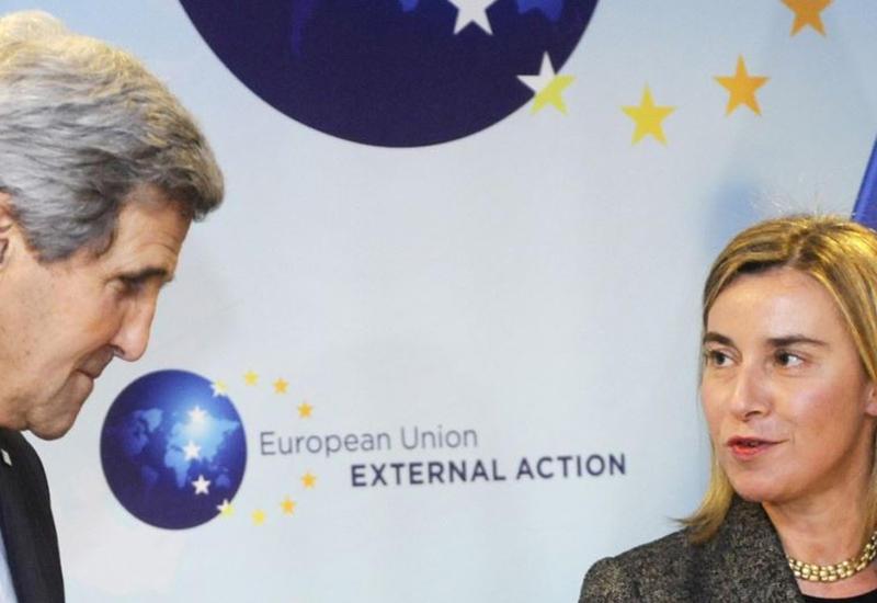 Могерини и Керри обсудили итоги референдума в Великобритании