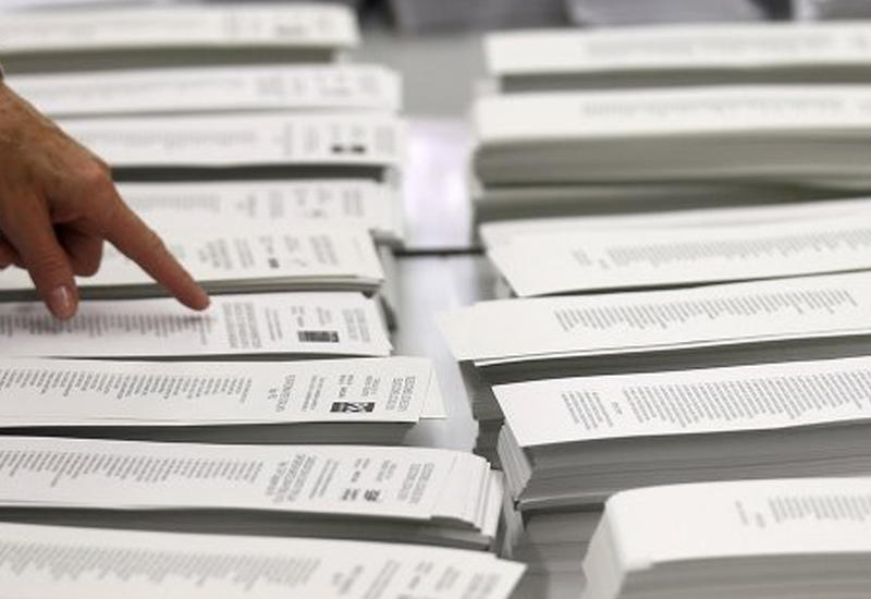 Граждане Азербайджана в России активно голосуют на референдуме