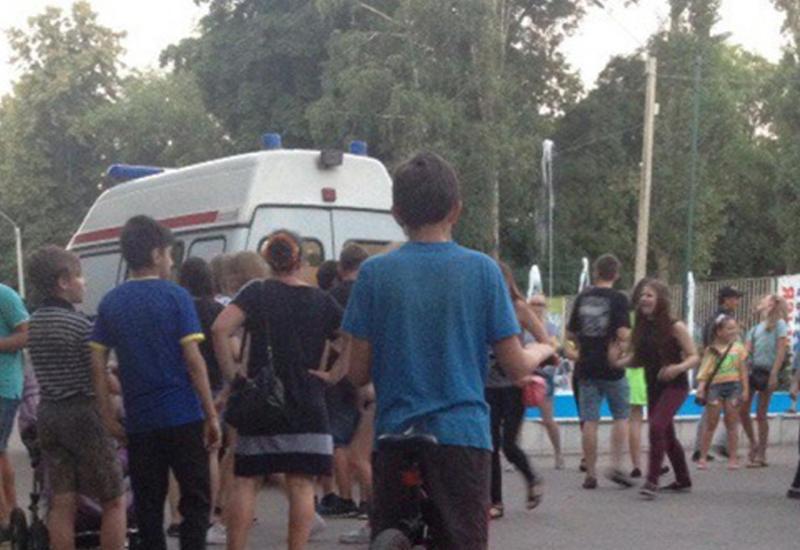 Школьница разбила девочке голову во время драки - в России