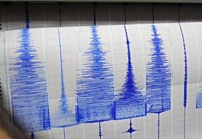 Сильное землетрясение в Туркменистане