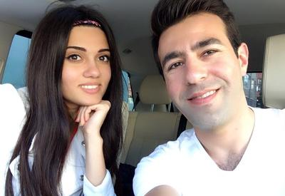 """Вот как проводит время в США со своим возлюбленным """"Мисс Азербайджан"""" <span class=""""color_red"""">- ФОТО</span>"""
