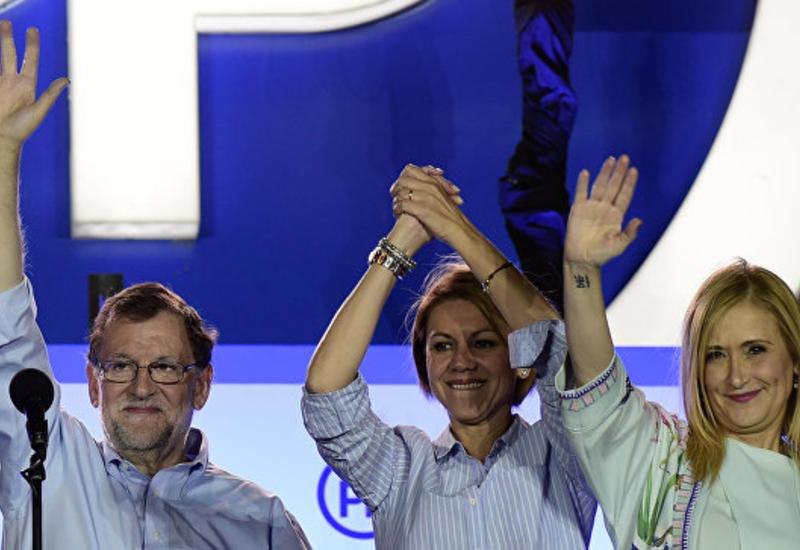 Народная партия выиграла парламентские выборы в Испании