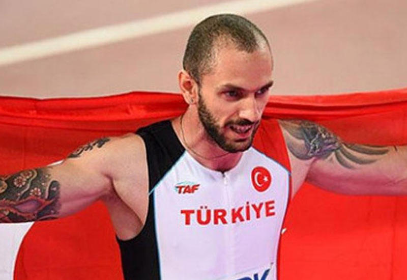 Azərbaycanlı atlet Türkiyə yığmasına 2 qızıl medal qazandırdı