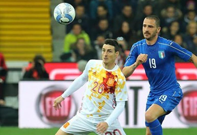 ЕВРО-2016: Италия сыграет против Испании