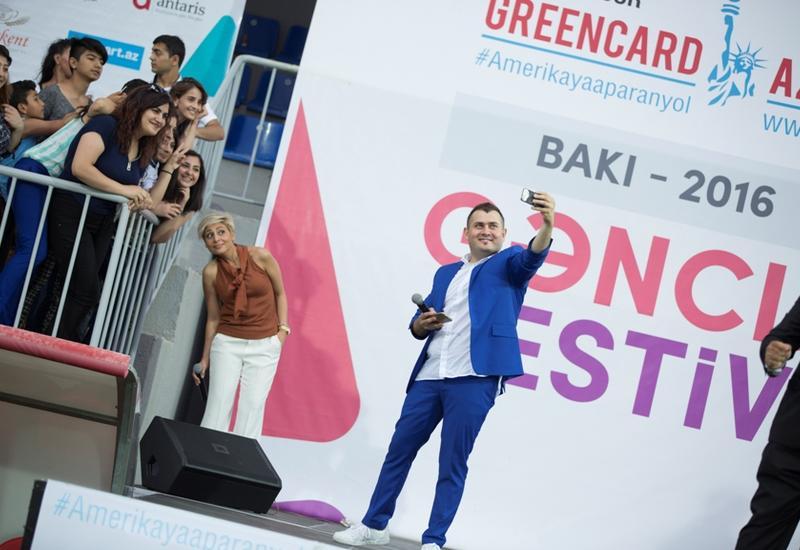 """В Баку прошел грандиозный фестиваль молодежи """"Ты один из 11001"""" <span class=""""color_red"""">- ФОТО</span>"""