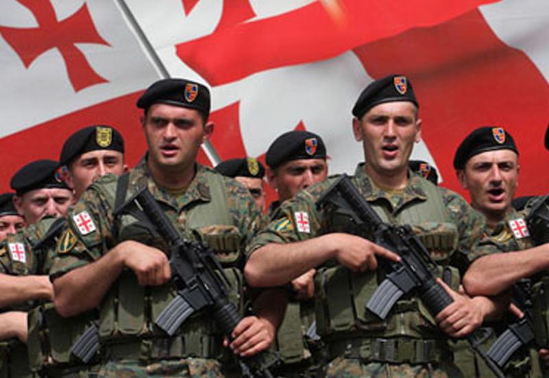 В Грузии отменен обязательный призыв в армию