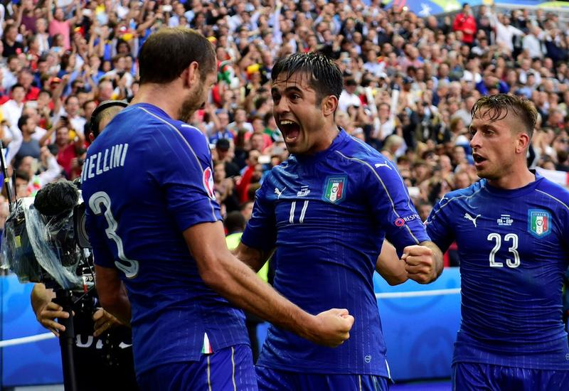 "ЕВРО-2016: Италия выбила Испанию из турнира <span class=""color_red"">- ОБНОВЛЕНО - ФОТО</span>"