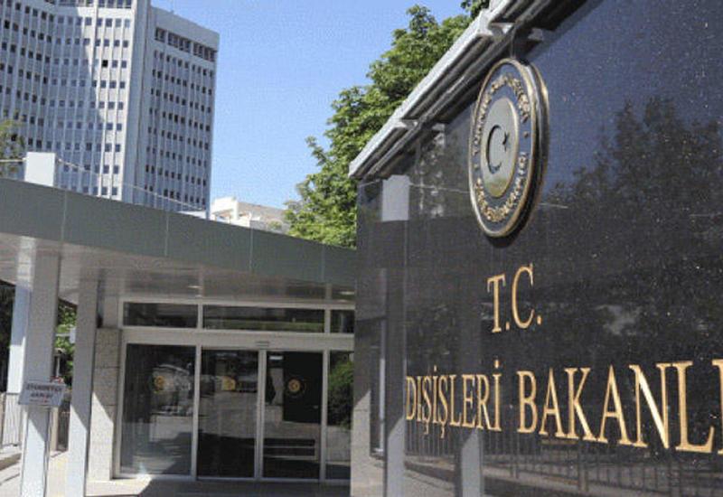 МИД Турции сделал заявление по карабахскому конфликту