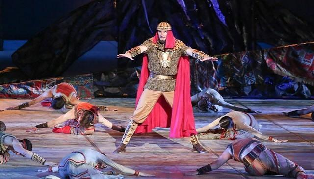 Сцена балета