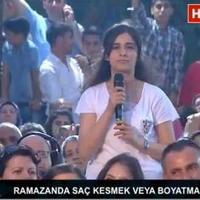 """Azərbaycanlı qadının Nihat Hatipoğluna sualı hər kəsi təəccübləndirdi <span class=""""color_red""""> - VİDEO</span>"""