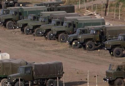 Российское оружие прибыло в Армению, но его никто не видел
