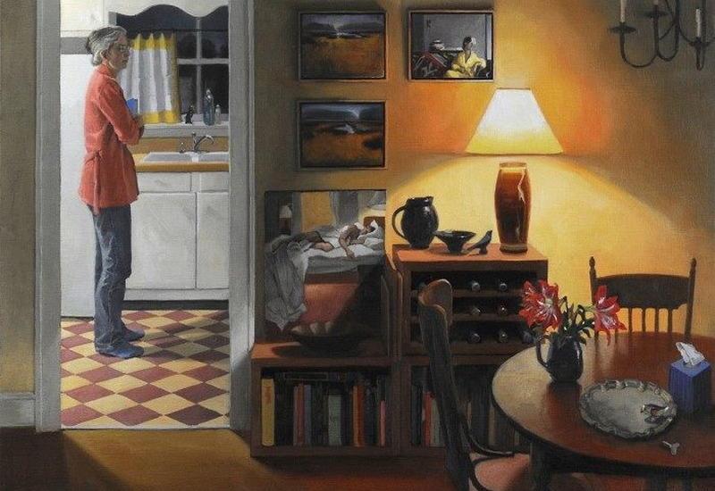"""""""Картинная галерея"""" Day.Az: Одиночество и уединение <span class=""""color_red"""">- ФОТО</span>"""