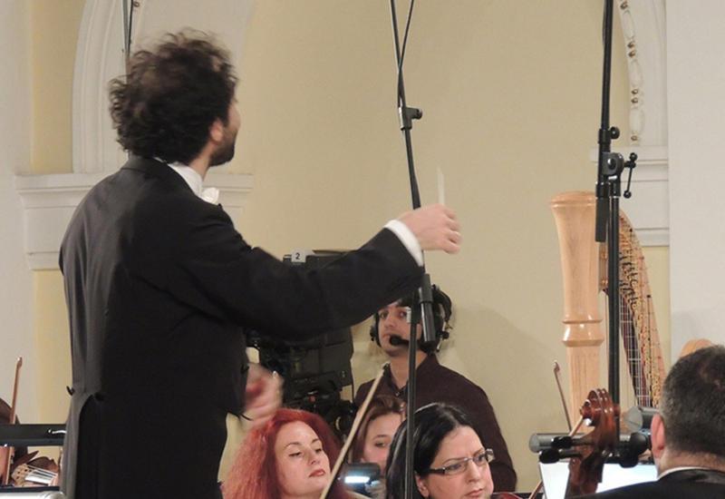 Фортепиано и виолончель: Легенда о любви в Баку