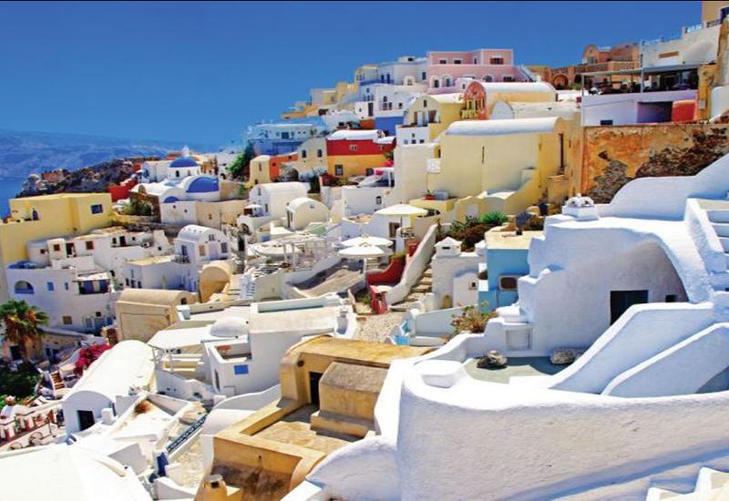 """Сказочные свадьбы на Санторини помогают экономике Греции <span class=""""color_red"""">- ВИДЕО</span>"""