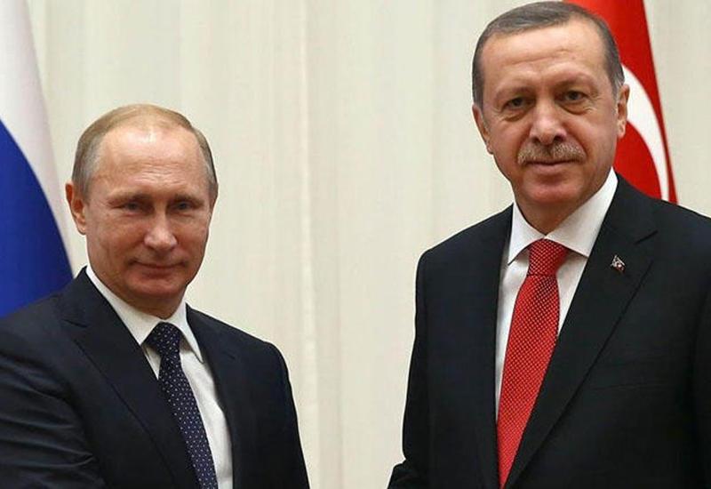Путин и Эрдоган встретятся в будущем году