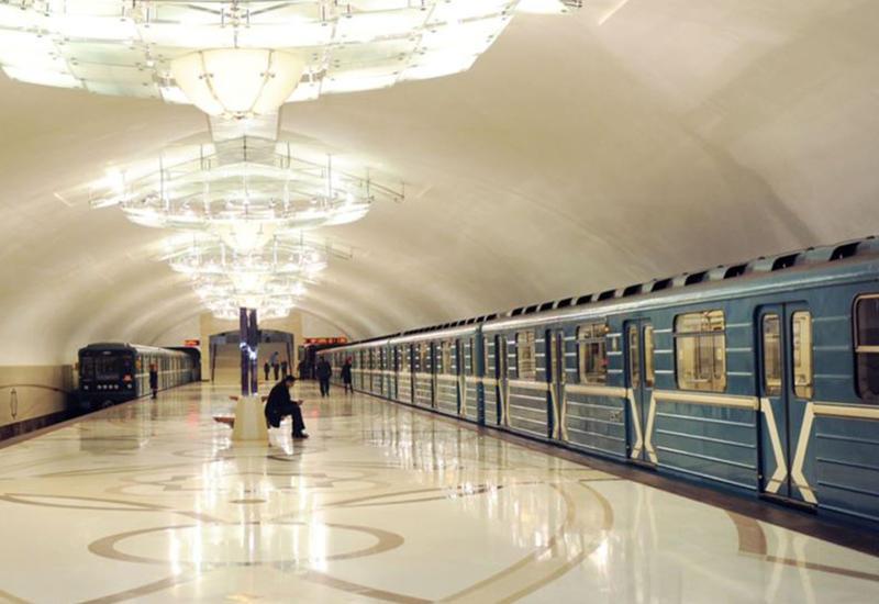 Bakı metrosunda cinayət hadisəsi