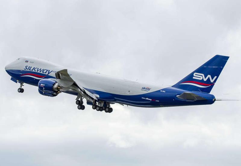 Silk Way West Airlines открыла прямое грузовое авиасообщение между Азербайджаном и Сингапуром