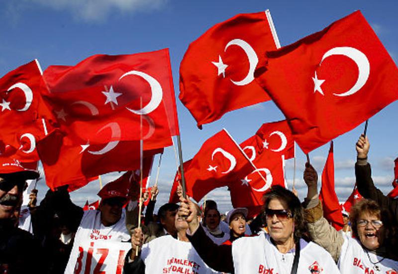 """Турки вышли на улицы в Германии <span class=""""color_red"""">- ПОДРОБНОСТИ</span>"""
