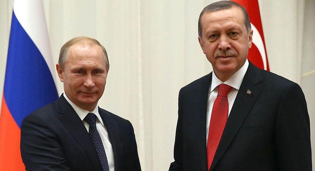"""Putin: """"Ərdoğanla razılığa gəldik"""""""