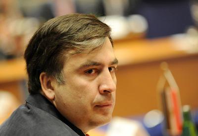 Саакашвили не собирается возвращаться в Грузию