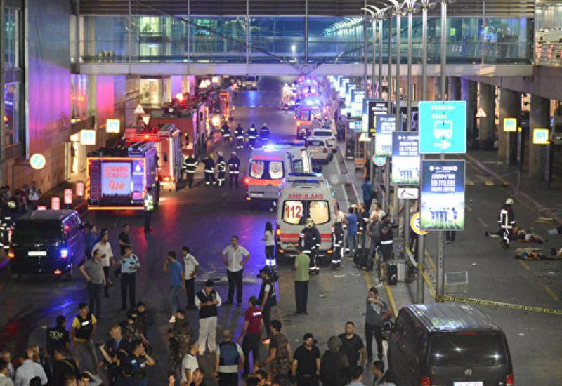 Аэропорт Ататюрка в Стамбуле будет закрыт до 17 часов среды