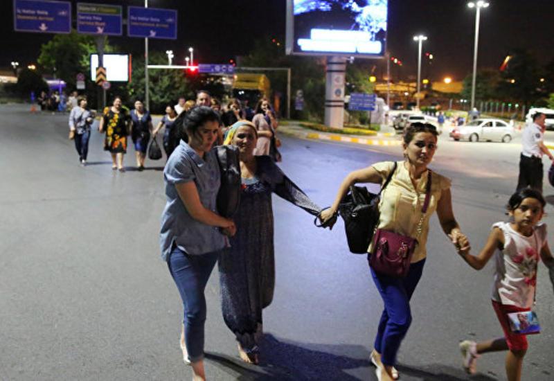 Среди жертв теракта в Стамбуле есть иностранцы