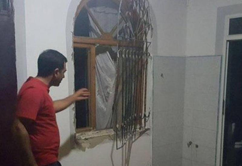 """Bakıda hüquqşünasın evi qarət edildi <span class=""""color_red"""">- FOTOLAR</span>"""