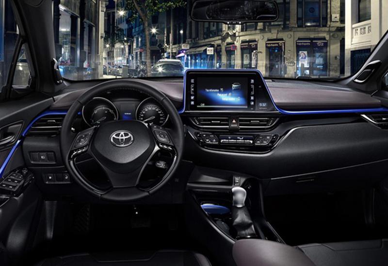 """Toyota показала интерьер своего нового кроссовера <span class=""""color_red"""">- ФОТО</span>"""