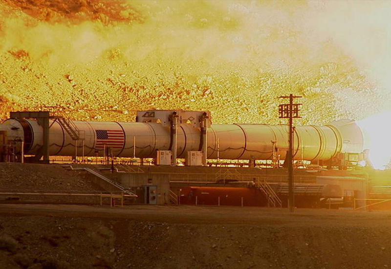 """NASA испытало ускоритель для миссии на Марс <span class=""""color_red"""">- ВИДЕО</span>"""