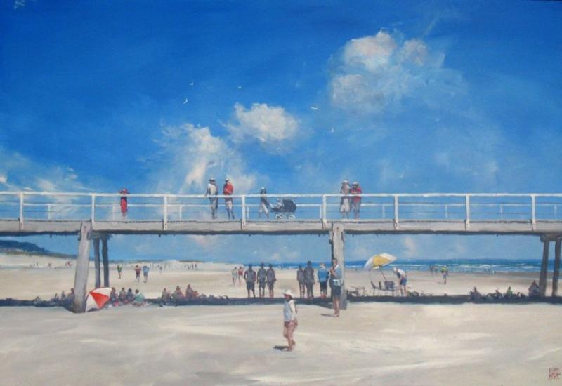"""""""Картинная галерея"""" Day.Az: Дождь в городе и пляжи <span class=""""color_red"""">- ФОТО</span>"""