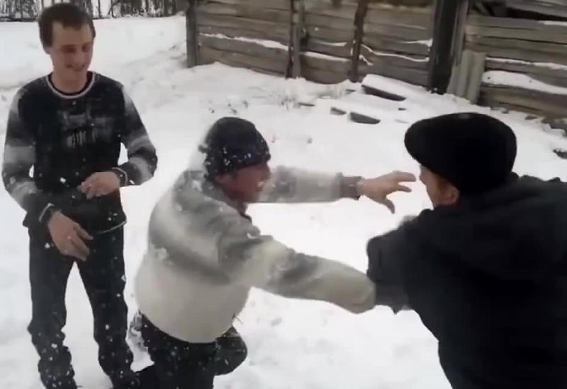 """Неизвестные лица избили сотрудника национального парка """"Шахдаг"""""""