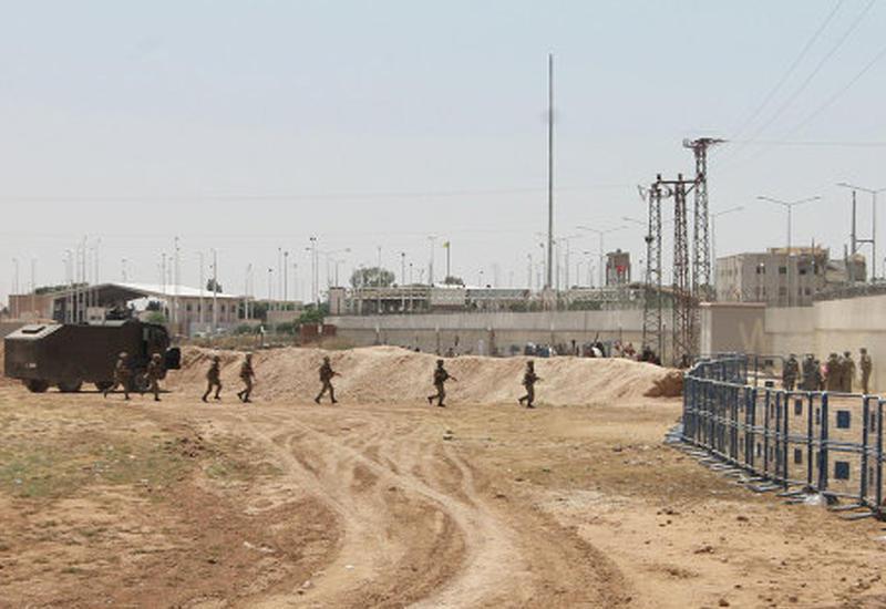 Турция усиливает меры безопасности на границе с Сирией
