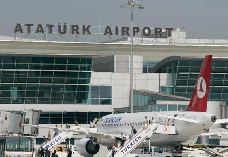 Atatürk hava limanı işini bərpa edib